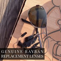 1e99c519e2 Genuine Ray-Ban Replacement Lenses inc Etching  rayban