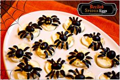 Candy Corn Poke Cake Halloween Recipe Karas Party Ideas The  2015