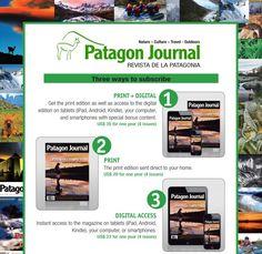 Subscribe | Patagonia´s Magazine: Patagon Journal