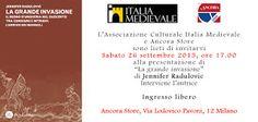 """MedioEvo Weblog: """"La grande invasione"""" presentazione a Milano"""