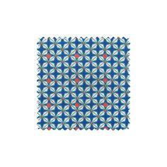 Coton Hélium outremer