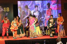 """To hue the show with their Talent, next came the Narayan Seva Sansthan Team with a Group dance Performance. They danced on """"Aashayein"""" and gave a new hope and zeal to everyone.  The dance performance was a visual treat to watch! #Divya2018 #Divyangfashionshow #SuratDiaries #narayansevasansthan"""