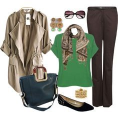 """""""Cool Mornings"""" by fiftynotfrumpy on Polyvore"""