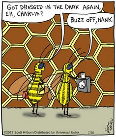 40+ Bees Cartoons and Humor ideas | bee, bee art, bee keeping