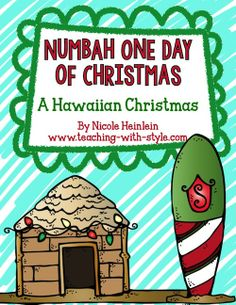 Teach all about Christmas in Hawaii!