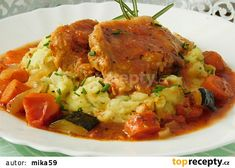 Pork Tenderloin Recipes, Ham, Risotto, Food And Drink, Yummy Food, Chicken, Baking, Ethnic Recipes, Kitchen