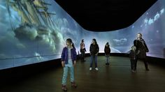 """This is """"De Zeereis - Het Scheepvaartmuseum"""" by  on Vimeo, the home for high quality videos and the people who love them."""