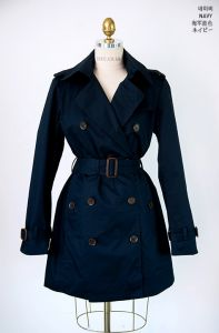 Younger women will surely choose shorter cropped trench or the Classic Mid-Thigh Length Trench Coat while more mature one will go for a more refined look with a long trench coat.