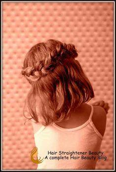 Kid's hairstyles - Short kid's hairstyle
