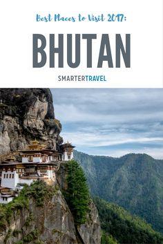 Destination Hot List 2017: Bhutan