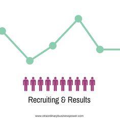 «Ikke begynn å rekruttere noen, før du forstår hvordan deres rolle vil bidra til å levere resultater som får bedriften til å bevege fremover i tråd med sine formål og prioriteringer»