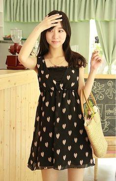 AD19286606 ( Korean Fashion Dress ) - $13.7 on @ClozetteCo