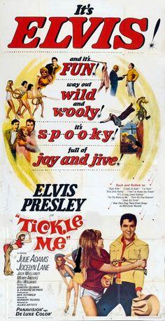 Elvis Presley Movies, Elvis Presley Images, Old Movies, Vintage Movies, Old Movie Posters, Film Posters, John Lennon Beatles, Buddy Holly, Chuck Berry