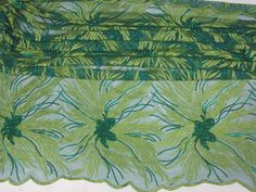 French Net Lace African Lace Fabric-5