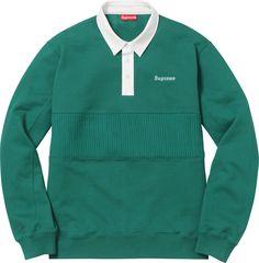 Supreme Patchwork Hooded Sweatshirt