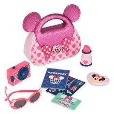 Minnie Mouse Travel Play Set