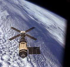 Skylab in Orbit (NASA Archive, 11/16/73) by NASA's Marshall Space Flight Center