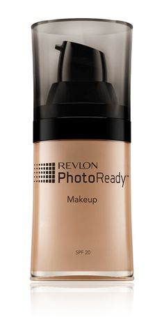"""Revlon PhotoReady Foundation. Best drugstore foundation. Works well for combination skin. I'm """"Nude"""" for most of the year and """"Natural Beige"""" in summer. Built in SPF is a plus too! So good you don't need powder to hold it in place. Goes on flawlessly with a good stippling brush! Love."""