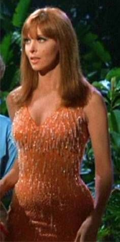 """Image Detail for - TINA LOUISE as Ginger Grant in """"Gilligan's Island"""""""