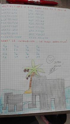 Classe Seconda- Matematica- Maggio:Tabellina del 9 e del 10 - Maestra Anita Coding, Classroom, 3, Second Grade, Activities, Third, Art, Numeracy, Class Room