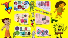 Buy all your party supplies at one place only at partycenter.in