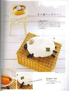 specially for you: Схема вязания барашка крючком и зайчик - спицами. Порадуйте…