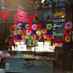 New York, we're ready for you! Come and get us at Patricia Field now! Lower East Side, Patricia Field, Tatty Devine, East Village, Our World, York, Color, Instagram, Shopping