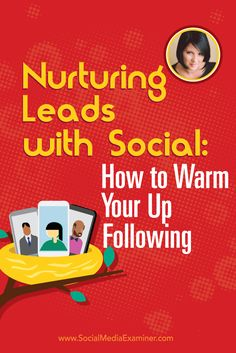 Do you engage with your customers and prospects on social media? Want tactics to warm up your leads? To discover how to move people from fans to customers, Michael Stelzner interviews Kim Walsh-Phillips. Via /smexaminer/. Inbound Marketing, Facebook Marketing, Internet Marketing, Online Marketing, Social Media Marketing, Marketing News, Marketing Automation, Digital Marketing, How To Use Facebook