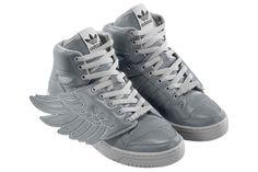 "superior quality 96f49 6d796 Adidas Originals by Orginals Jeremy Scott JS Wings ""Reflective"" Fall Winter  2010"