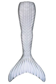 For those moments when you need a monochromatic mermaid tail of white and silver hues, you'll love Fin Fun's Silver Lightning swimmable mermaid tail! Fake Mermaid Tails, Mermaid Gifs, Mermaid Swim Tail, Mermaid Tails For Kids, Mermaid Swimsuit, Mermaid Swimming, Mermaid Art, Minnie Mouse Swimsuit, Kids Outfits Girls