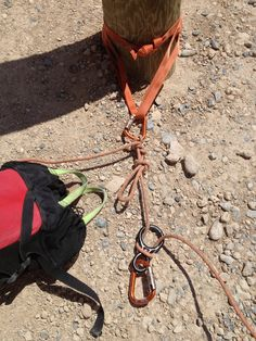 Rigging to rappel is an often undervalued skill. It is certainly a necessary part of rappelling, but most people I know rig quickly and almost Survival Life Hacks, Survival Prepping, Survival Gear, Survival Skills, Wilderness Survival, Off Grid Survival, Water Survival, Outdoor Survival, Outdoor Camping