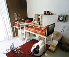 Designs from: http://www.tumidei.it/en/camere-ragazzi.html
