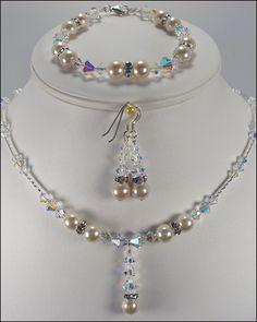 Wedding Bridal Jewelry Pearls