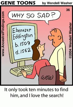 Genealogist Journal: Friday Funny #geneabloggers #genealogy