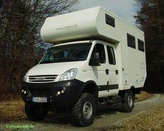 Iveco Doka 4x4 Adventure Camper