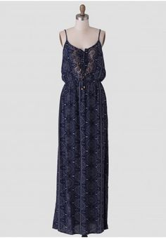 Elysian Printed Maxi Dress   Modern Vintage Dresses   Modern Vintage Clothing   Ruche