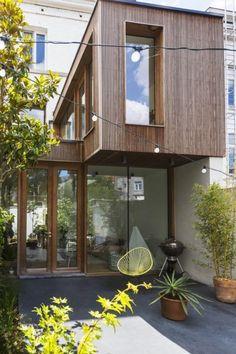 home decor designer Exterior Design, Interior And Exterior, Japanese Home Decor, Box Houses, House Extensions, House Goals, Interiores Design, My Dream Home, Future House