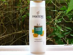 Why I won't repurchase pantene smooth & sleek 2 in 1 shampoo & conditioner