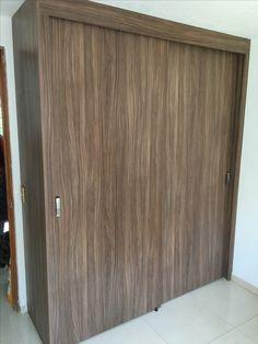 Wardrobe Door Designs, Wardrobe Doors, Wardrobes, Credenza, Closets, Ideas Para, Bedroom Decor, Dressing, Cabinet