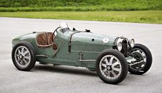 The Bugatti Queen's 1927 Type 35 Grand Prix Racer to be Auctioned at Pebble B | Hemmings Daily