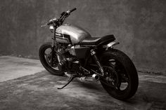 "1980 Suzuki GSX750 custom ""La Suzu"" 