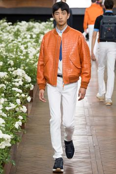 Dior Homme Printemps 2016 Menswear - Collection - #Jackets for #Spring #OMG