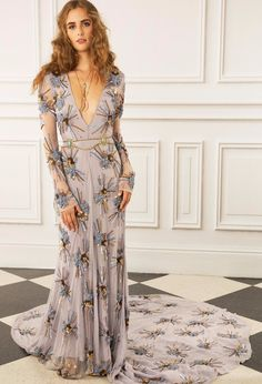 This Dreamy New Wedding Dress Collection Was Made for Indie Brides via @WhoWhatWearAU