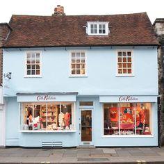 Cath Kidston vintage shop
