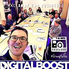Enjoyable morning in #Kilmarnock working with 10 local #Ayrshire businesses and how to use #Facebook to deliver actual business results.  Here's my usual #groupselfie (with #prisma filter). #DigitalBoost #BusinessGateway #SmallBusiness #FreeWorkshops #ScottishEnterprise #AlwaysLearning #Scotland #Training #SME #Digital #Workshops