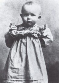 Little Karol Wojtyla.