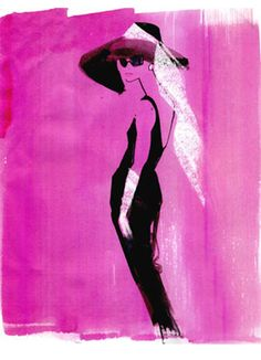 Audrey: No collection would be complete without the lovely Audrey! Here she is by Bil Donovan.