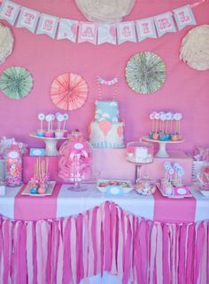 Ideas de la fiesta de cumpleaños