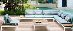Applebee tuinmeubelen Beach Lounge, Outdoor Furniture Sets, Outdoor Decor, Pebble Beach, Next At Home, Aluminium, Outdoor Living, Relax, Interior