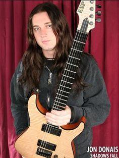 Anthrax Reveal New Guitarist: Jon Donais of Shadows Fall